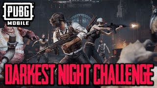 SQUAD WITH ME IN DARKEST NIGHT ZOMBIE MODE = PUBG MOBILE + GIFTCARDS GIVEAWAYS