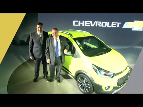 General Motors launches Chevrolet Essentia and Beat Activ at 2016 Auto Expo