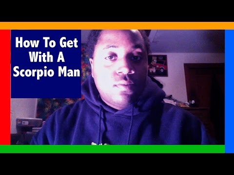scorpio man online dating