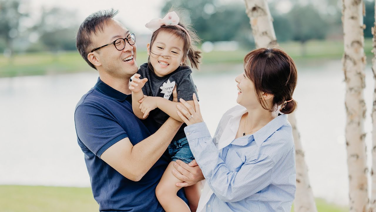 Newborn Stem Cell Banking : Chloe's Story