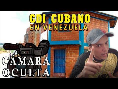 Así es un HOSPITAL CDI médico CUBANO en Venezuela infiltrados con cámara OCULTA aparece la policía