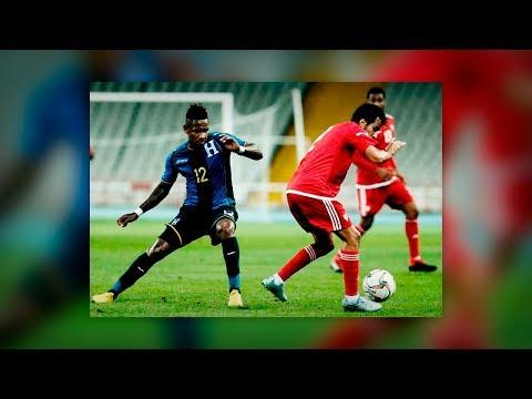 ¡GOL de Romell Quioto a UAE! - Emiratos Árabes Unidos vs. Honduras (1-1) | Amistoso (11/10/2018)