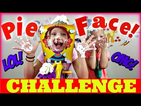 PIE FACE CHALLENGE - Magic Box Toys Collector