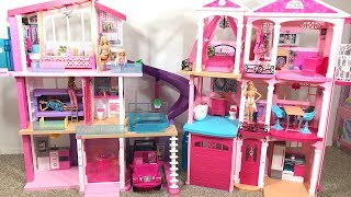 Baixar Barbie Dream House! Pink! Old house vs. New house!