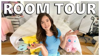 Pokimane's 2020 ROOM TOUR + Big Announcements!