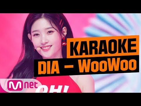 [MSG Karaoke] DIA - WooWoo