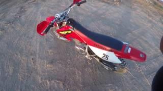 Honda xr80r review