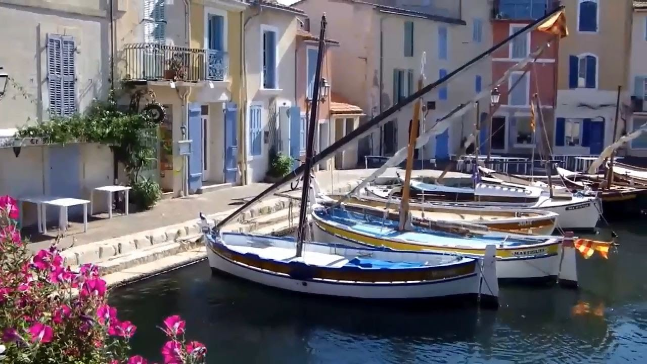 Le miroir aux oiseaux martigues youtube for Restaurant le miroir martigues