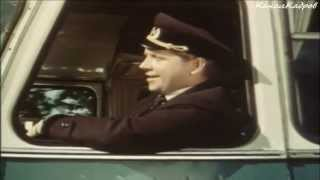 "ЛАЗ-697 ""Турист"", автобус из к/ф ""Королева бензоколонки"" (1962)."