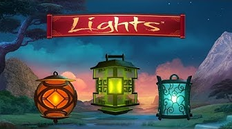 Lights by NETENT & 150 free spins