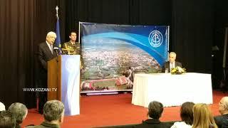 Ομιλία του Πρόεδρου Δημοκρατίας στο Βελβεντό
