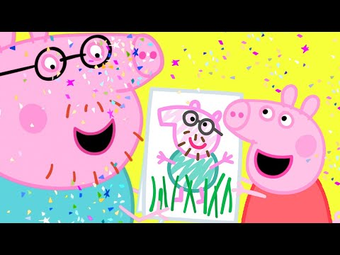 Peppa Pig Official Channel | Happy Father's Day to Daddy Pig!