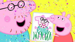 Peppa Pig Official Channel Happy Fathers Day To Daddy Pig