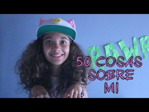 50 Cosas Sobre Mi Amara Que Linda Youtube