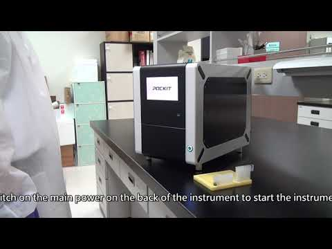 POCKIT Central Nucleic Acid Analyzer (whole Blood)