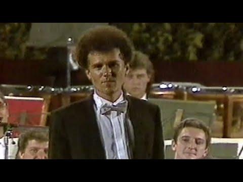 Sergei Yerokhin, piano: Liszt Piano Concerto No 1 (Santander Piano Competition 1987)