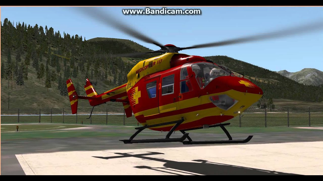 Medicopter 117 Start. - YouTube