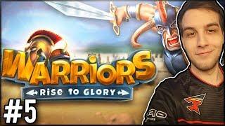 AGILITY RUN! - Warriors: Rise to Glory #5