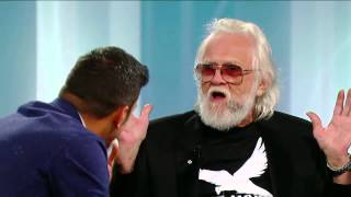 Ronnie Hawkins on George Stroumboulopoulos Tonight: INTERVIEW