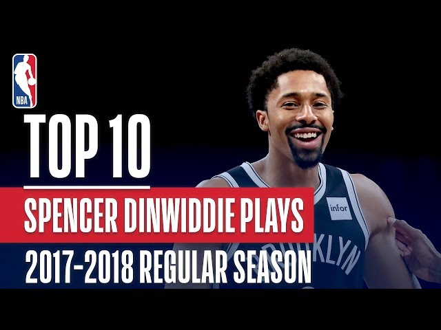 Spencer Dinwiddie's Top 10 Plays of the 2017-2018 NBA Regular Season