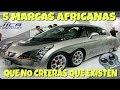 TOP 5 marcas de coches africanas que ni siquiera sabías que existían
