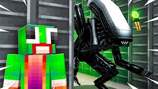 DOES MINECRAFT HAVE ALIENS?