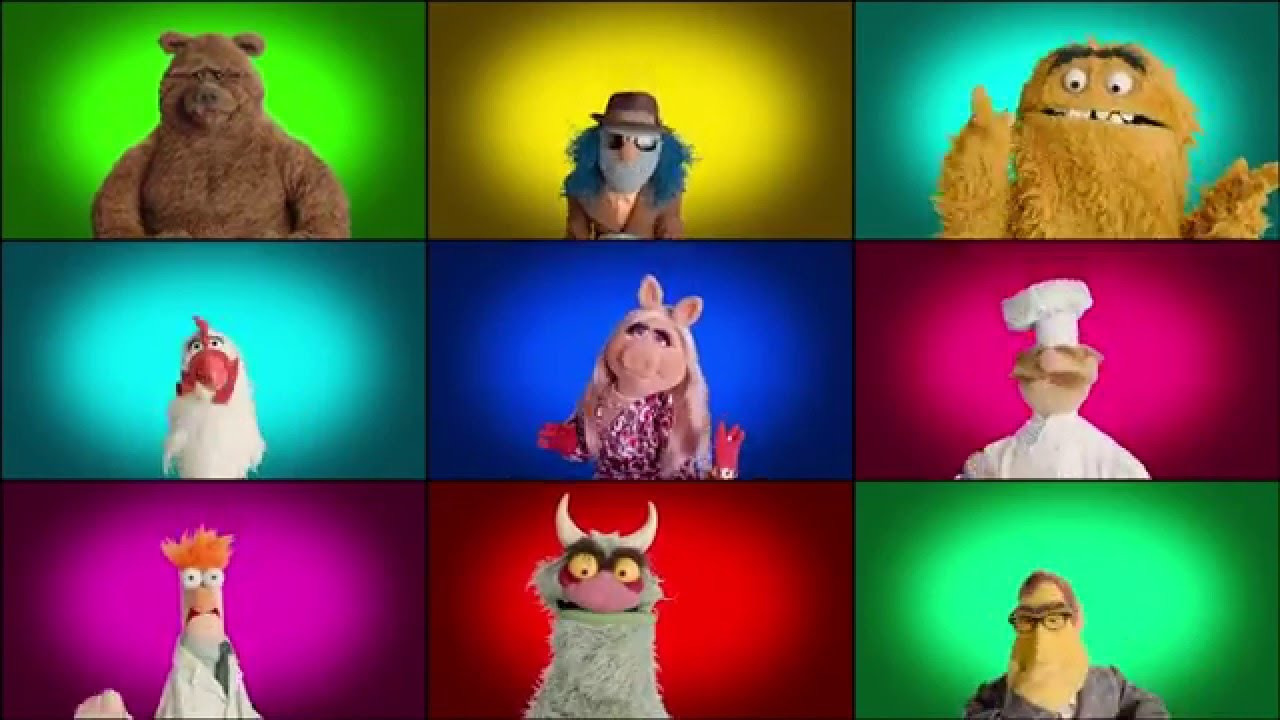 The Muppets Sing The Classic Theme From The Muppets Show The Muppets Youtube