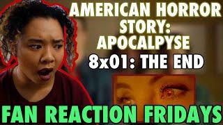 American Horror Story: Apocalypse Season 8 Episode 1: