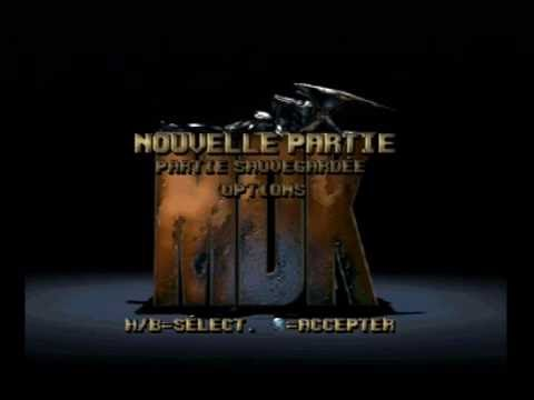 "[Ps1] Introduction du jeu ""mdk"" de l'editeur Neversoft (1998)"