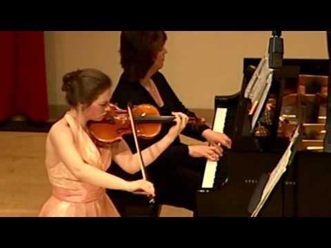 Sibelius Violin Concerto (excerpt)
