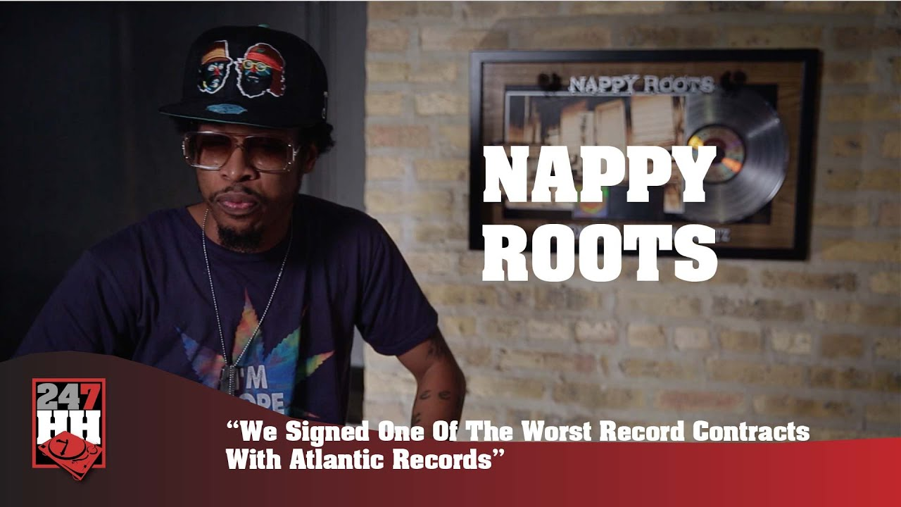 Nappy Roots - We Signed One Of The Worst Record Contracts With Atlantic  Records (247HH Exclusive)