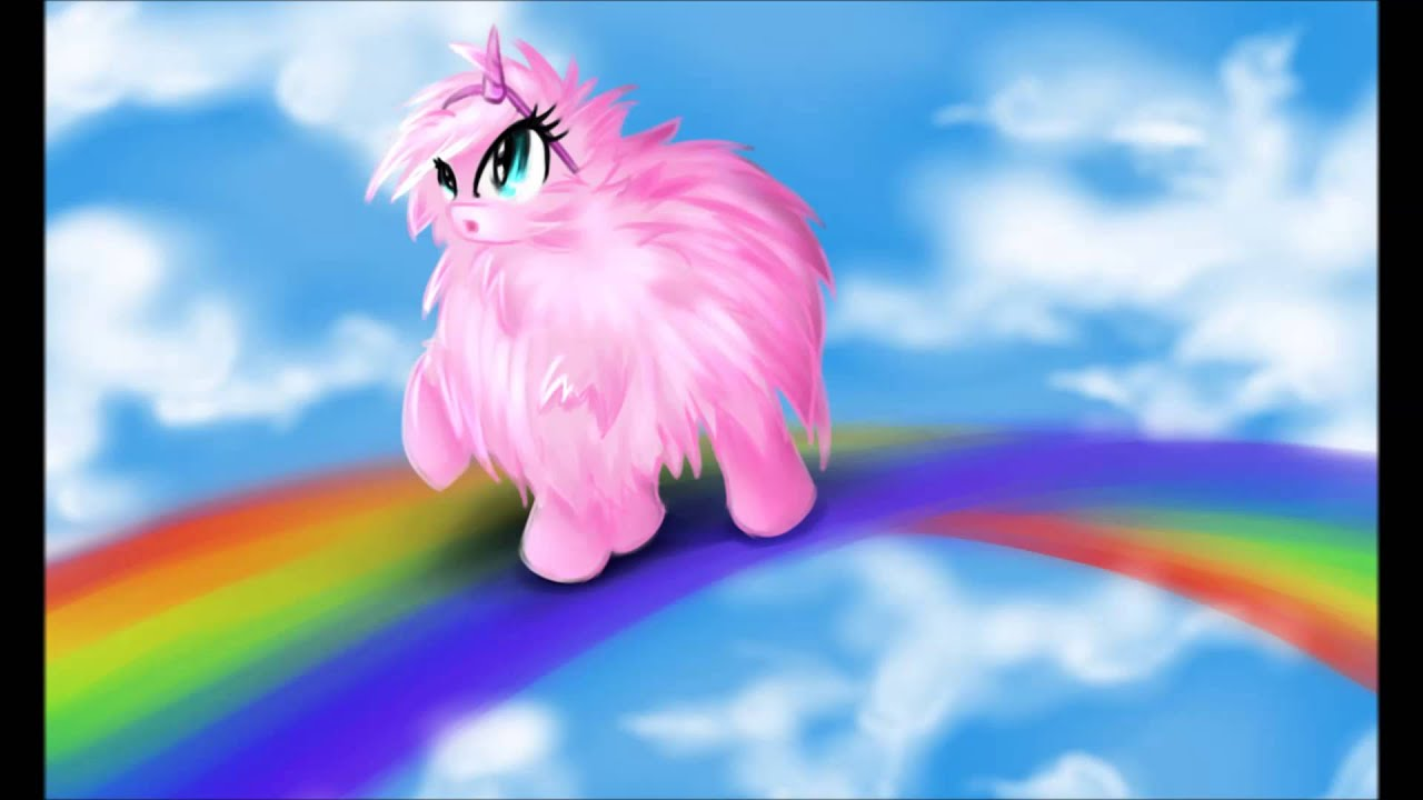 fluffle puff tales remix kinda pink fluffy unicorns