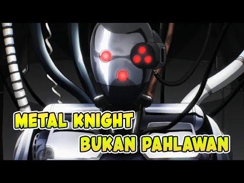 Metal Knight Bukan Seorang Pahlawan | Teori One Punch Man