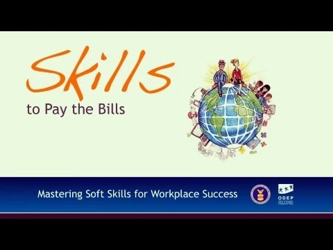 Skills to Pay the Bills video