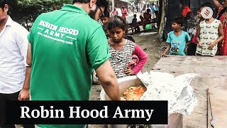 Robin Hood Army Volunteers | Building A Hunger-Free India | Mission Million 2018 Campaign