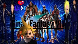 Final Fantasy VII. Temple Of The Ancients! The Black Materia, METEOR, And City Of The Ancients!
