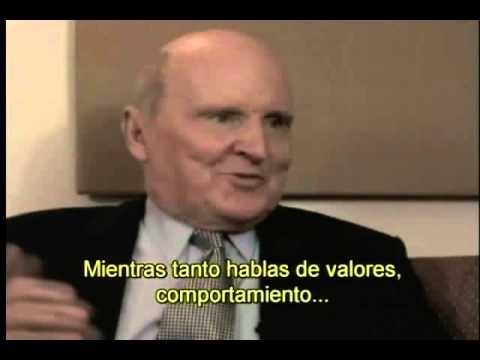 Jack Welch Liderazgo
