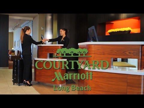HOTEL TOUR VIDEO - Courtyard Marriott Long Beach - LovinLife Multimedia
