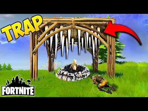 EPIC CAMPFIRE TRAP! - Fortnite Funny Fails and WTF Moments! #73 (Daily Moments)