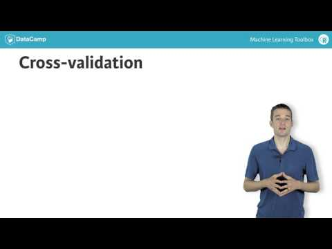 R tutorial: Cross-validation
