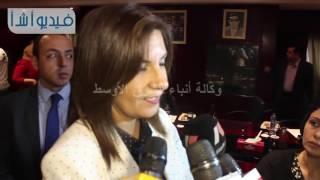 نبيلة مكرم: مؤتمر علماء مصر بالخارج سيتكرر بشكل دوري لدعم المغتربين