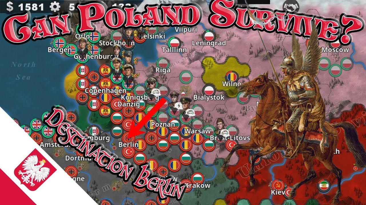 War Of Attrition! Can Poland Survive 1939? #3