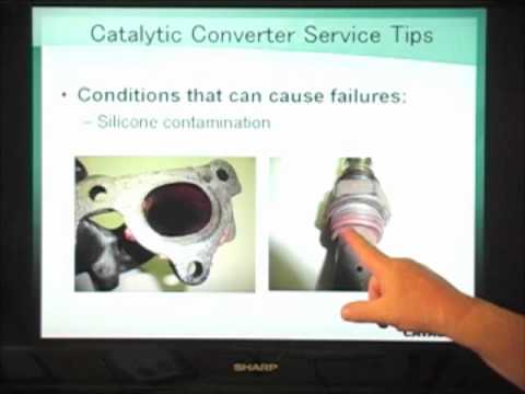 Catalytic Converter Dos and Don'ts:  After Hours with Eastern Catalytic May 8, 2012