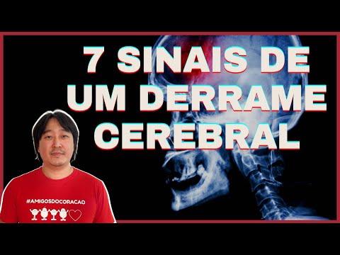 7 sinais e sintomas do DERRAME CEREBRAL!