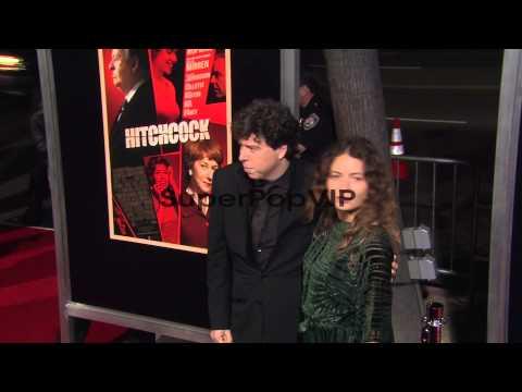 Sacha Gervasi at Hitchcock Los Angeles Premiere on11/20/1...