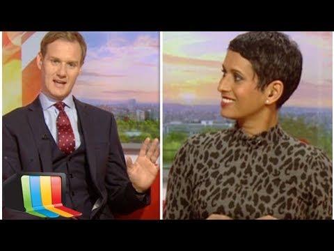 BBC Breakfast: Naga Munchetty and Dan Walker make BIG blunder 'I didn't see it'