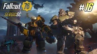 Fallout 76 Gameplay #16 Directo Español - Nivel 40 construyendo una zona de concierto