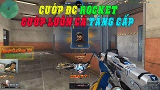 Cướp Rocket 1h Tăng Cấp Lên RPK sVIP Và Bật Chế Độ Đồ Sát - TK Showbiz