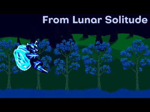 "Erilipah Mod Music - ""From Lunar Solitude"" - Theme of Lunaemia"