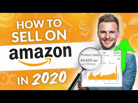 How To Sell On Amazon FBA For Beginners (2020) - Step By Step Tutorial
